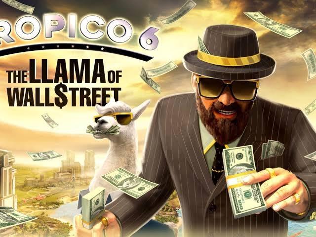 Tropico 6 The Llama of Wall Street CODEX Free Download
