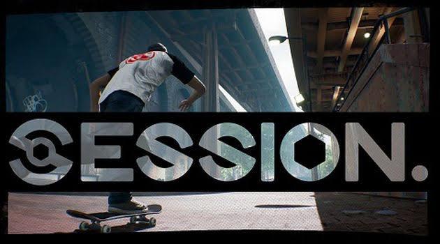 Session Skateboarding Sim Game v0.0.0.2 Free Download