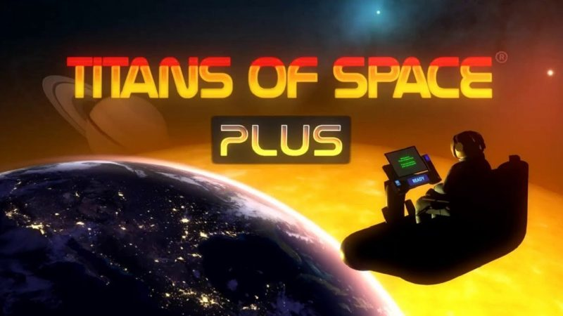 Titans of Space PLUS PLAZA Free Download